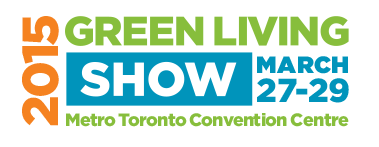 Green Living Show 2015   Joel is speaking